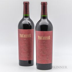 Pahlmeyer Proprietary Red 1998, 2 bottles