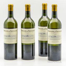 Domaine de Chevalier Blanc 2009, 4 bottles