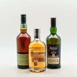 Mixed Islay, 3 750ml bottles