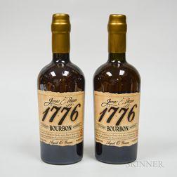 James E Pepper 1776 Bourbon 15 Years Old, 2 750ml bottles