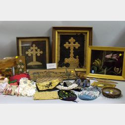 Group of Women's Crafts and Accessories