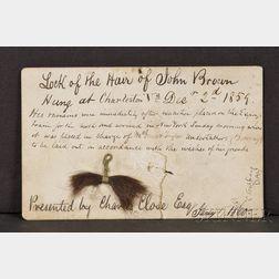 Brown, John of Osawatomie (1800-1859)