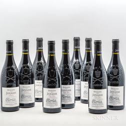 Mixed Domaine La Janasse, 9 bottles