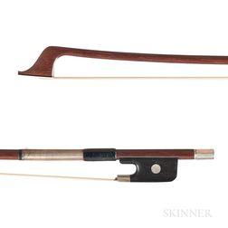 Nickel-mounted Violoncello Bow