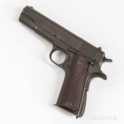 Colt U.S. Government Model 1911A1 Semiautomatic Pistol