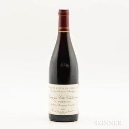 A & P de Villaine Bourgogne La Fortune 2014, 1 bottle