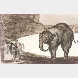 Francisco Jose de Goya y Lucientes (Spanish, 1746-1828)  Otras Leyes por el Pueblo