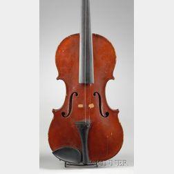 American Violin, Edward Key, Boston, 1940