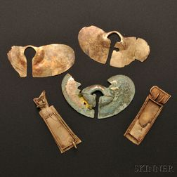 Five Fragmentary Items