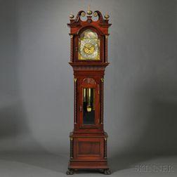 Walter Durfee Tubular Bell Chime Clock