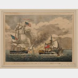 D.W. Kellogg & Co., publishers (Hartford, Connecticut, 1830-1900)  The Capture of H.B.M.s Sloop of War...
