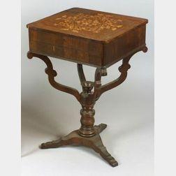 Louis XVI Caned Beechwood Bergere