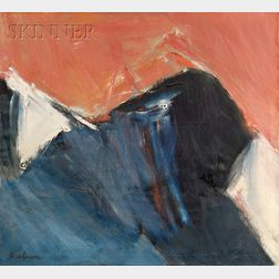 José Guerrero (Spanish/American, 1914-1992)      Untitled