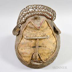 Bapa Kumbu Mask