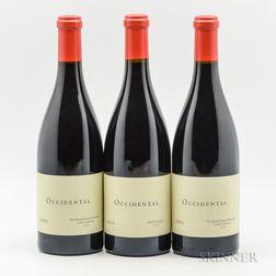 Kistler, 3 bottles