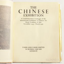 The Organizing Committee, The Chinese Exhibition: A Commemorative Catalogue of the International Exhibition of Chinese Art, Royal Acade