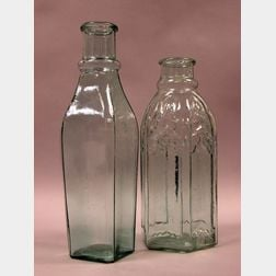 Two Pickle Bottles