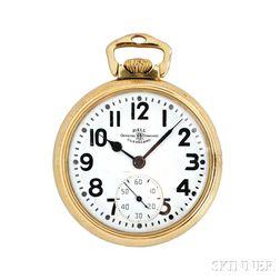 "Ball (Hamilton) ""999B"" Railroad Watch"
