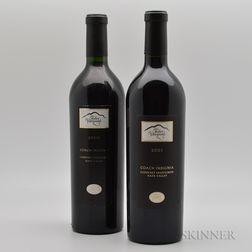 Fisher Vineyard Coach Insignia Cabernet Sauvignon, 2 bottles