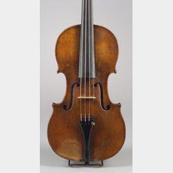 English Violin, Richard Duke, London, 1767