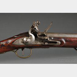 British Model 1799 Elliot Carbine, Bayonet, and Scabbard
