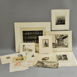 Collection of Mostly 20th Century Prints