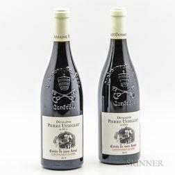Pierre Usseglio Chateauneuf du Pape Cuvee de mon Aieul 2010, 2 bottles
