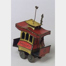 """Fontaine Fox """"Toonerville Trolley"""""""