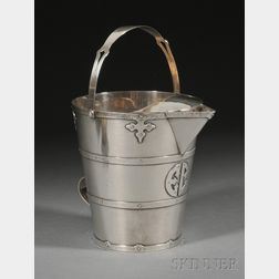 Arts & Crafts Sterling Water Pitcher
