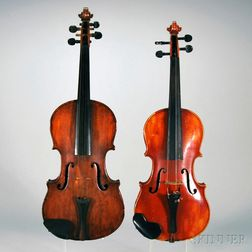 Two Student Violins