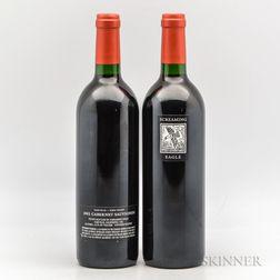 Screaming Eagle 2002, 2 bottles