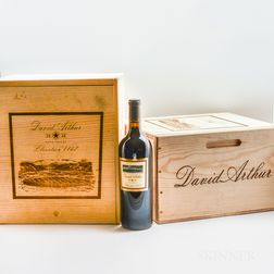 David Arthur Cabernet Sauvignon Elevation 1147 2009, 11 bottles (2 x owc)
