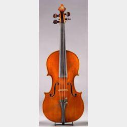 Modern Italian Violin, Gaetano Sgarabotto, Vicenza, 1924