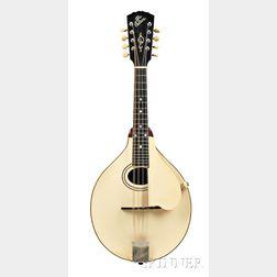 American Mandolin, Gibson Mandolin-Guitar Company, Kalamazoo, Style A3