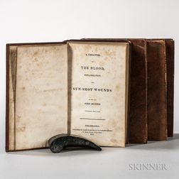 Medical Books, Four American Imprints, 1794-1817.