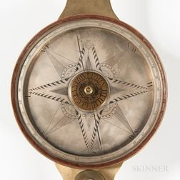 John Heilig Brass Surveyor's Compass