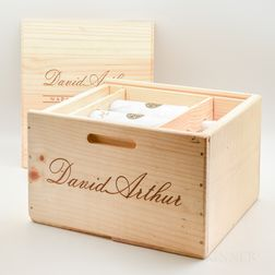 David Arthur Cabernet Sauvignon Elevation 1147 2011, 6 bottles (owc)