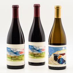 Chanin Wine Company, 3 bottles