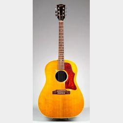 American Guitar, Gibson Incorporated, Kalamazoo, 1956, Model J-50