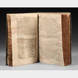 Scaliger, Joseph Justus (1540-1609) Opus de Emendatione Temporum
