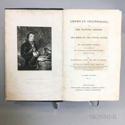 Volume I of Alexander Wilson's American Ornithology