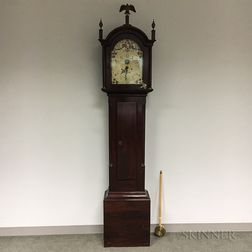 S. Cate Westminster Chime Tall Clock
