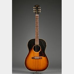 American Guitar, Gibson Incorporated, Kalamazoo, 1963, Model LG-1
