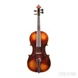 Modern German Violin, E.R. Pfretzschner, Markneukirchen, 1952