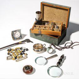 Group of Gentleman's Accessories