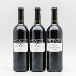 de Trafford Cabernet Sauvignon, 3 bottles