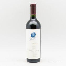 Opus One 2005, 1 bottle