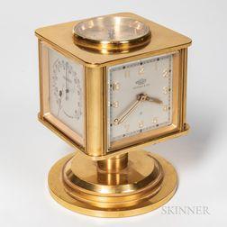 Tiffany & Co. Compendium Desk Clock