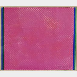 Terri Priest (American, 1928-2014)      Untitled