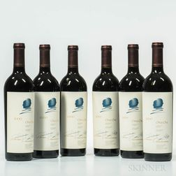 Opus One 2000, 6 bottles
